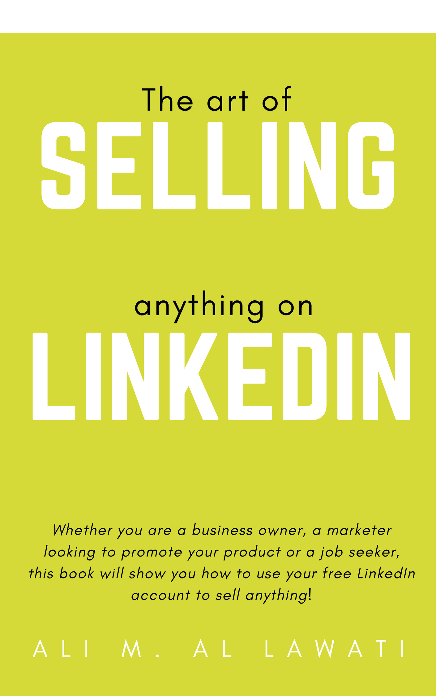 How to Sell anything on LinkedIn