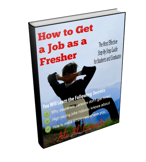 free fresher employment guide download